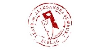 Teatr Aleksandra Sewruka Elbląg logo