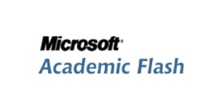 Microsoft Academic Flash logo