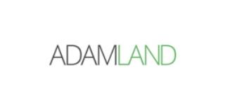 AdamLand logo