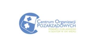 Centrum Organizacji Pozarządowych logo