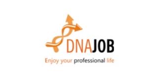 DNAjob logo