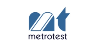 Metrotest logo