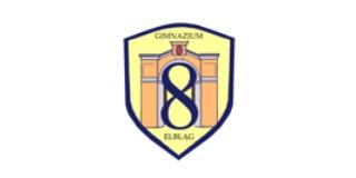Gimnazjum nr 8 w Elblągu logo