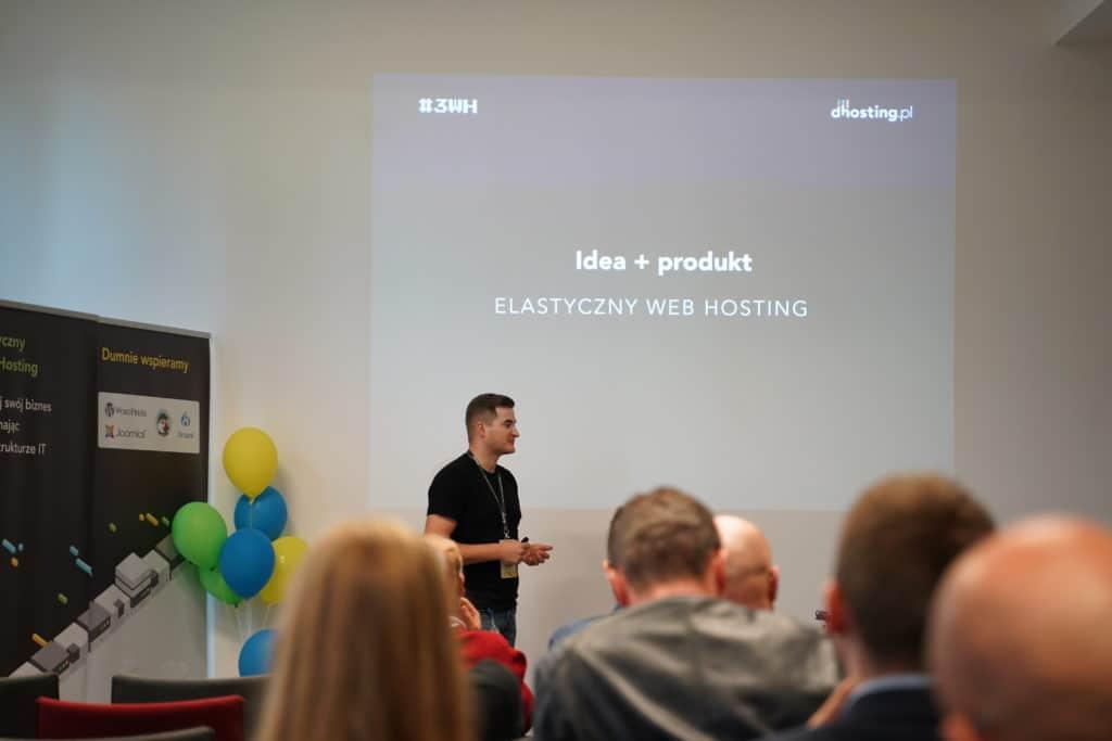elastyczny web hosting prezentacja idei
