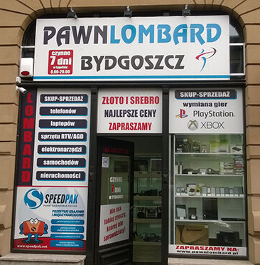 Punkt Paczkowy SpeedPak w Bydgoszczy