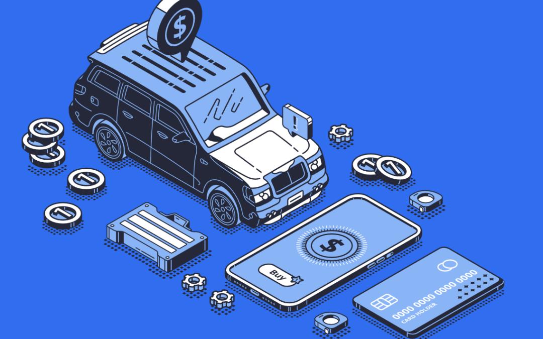Jak sprzedają się części samochodowe w internecie? Raport 2021
